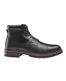 Men's Cody Cap Toe Boots
