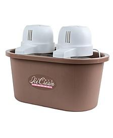 PICM2DBL 4-Quart Double Flavor Ice Cream Maker