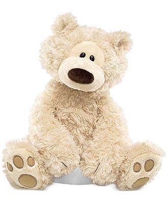 Gund Baby Stuffed Toy, Baby Philbin Bear Plush - Toys ...