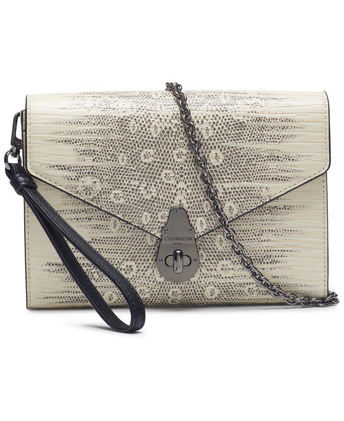Calvin Klein - Soft-Lock Wallet on String