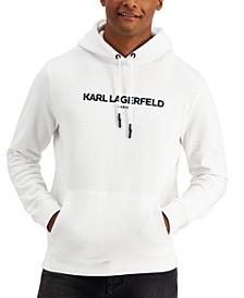 Men's Pullover Logo Hoodie