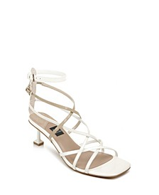ZAC POSEN Women's Angie Strappy Sandal