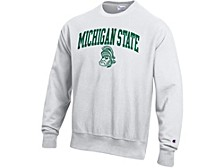 Michigan State Spartans Men's Vault Reverse Weave Sweatshirt