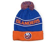 New York Islanders 2020 Locker Room Pom Knit Hat