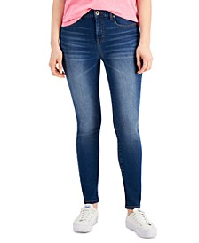 High-Rise Skinny Ankle Jeans, Created for Macy's