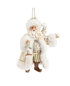 Possible Dream Santas Jim Shore Winter White Ornament