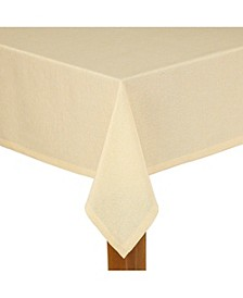 """Danube 60""""x84"""" Tablecloth Butter"""