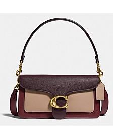 Leather Tabby Shoulder Bag 26