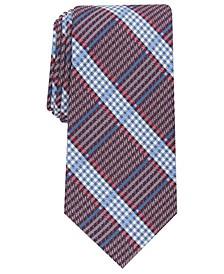 Men's Koval Classic Plaid Tie