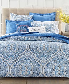 Amara Paisley Bedding Collection, Created for Macy's