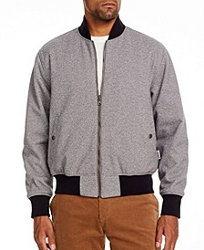 Men's Slim-Fit Osprey Reversible Bomber