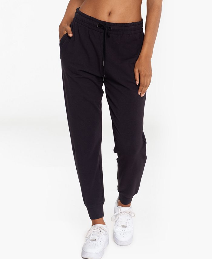BAM by Betsy & Adam - Solid Drawstring Joggers, Created for Macy's