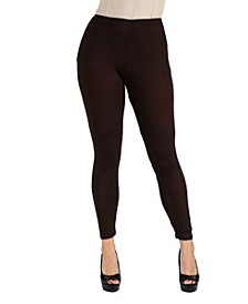 Women's Stretch Ankle Length Leggings