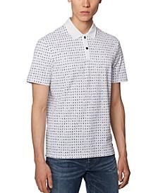 BOSS Men's Pepol Regular-Fit Polo Shirt