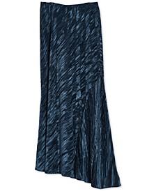 Noa Velvet Slip Skirt