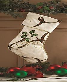 Holiday Nouveau Stocking