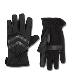 Isotoner Men's Heritage Touchscreen Gloves