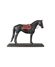 Lladro Collectible Figurine, English Purebred