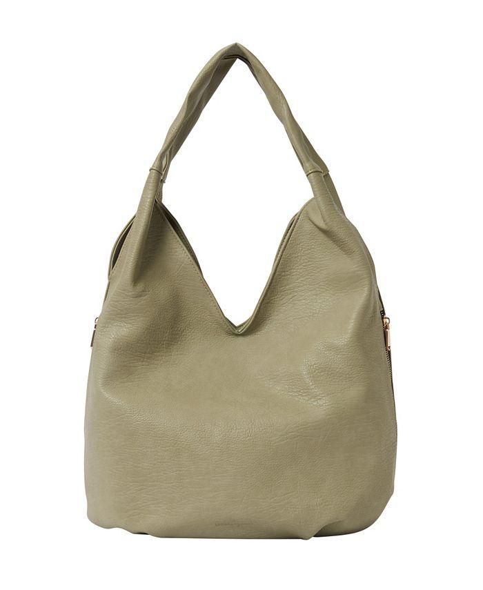 Urban Originals - Love Success Vegan Leather Hobo Bag