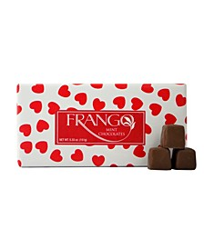 Valentine's 1/3 LB Wrapped Milk Mint Box of Chocolates