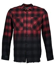 Men's Jacky M Woven Plaid Shirt