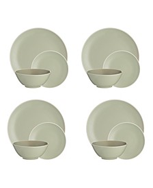 Classic Collection 12-PC  Dinnerware Set