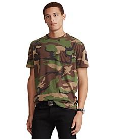 Men's Classic-Fit Camo Pocket T-Shirt