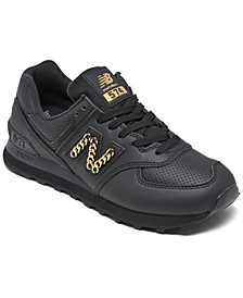 Women's 574 Chain Casual Sneakers from Finish Line