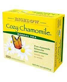 Cozy Chamomile Tea, 100 Count