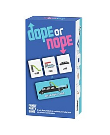Dope or Nope The Game