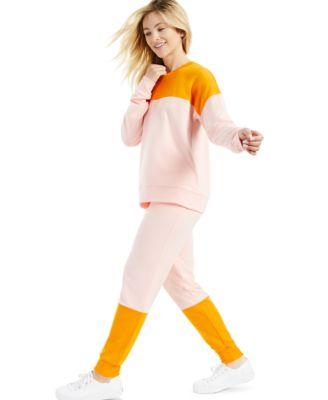 Colorblocked Sweatshirt, Created for Macy's