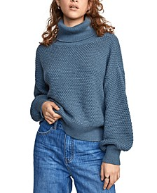 Juniors' Beckett Turtleneck Sweater