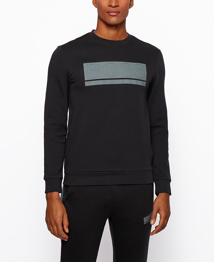 Hugo Boss - Men's Salbo Slim-Fit Sweatshirt