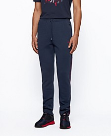 BOSS Men's Hurley  Regular-Fit Tracksuit Bottoms