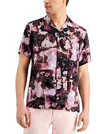 Men's Kelso Abstract Shirt, Created for Macy's