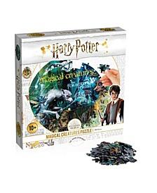 "Harry Potter ""Magical Creatures"" 500 Piece Puzzle"