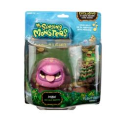 My Singing Monsters Fun Collectible Figures Toy - Maw