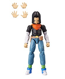 """Dragon Stars - Android 17 6.5"""" Action Figure"""