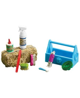Breyer Traditional Series Toy Horse Grooming Kit Accessories