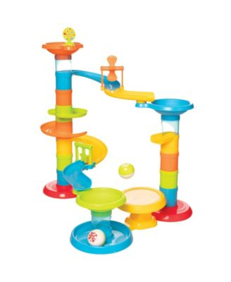 Manhattan Toy Company Stack, Drop and Pop! Preschool Activity Toy