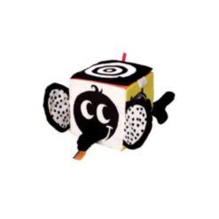 Manhattan Toy Company Wimmer-Ferguson Learning Cube Multi-Sensory Soft Baby Activity Toy