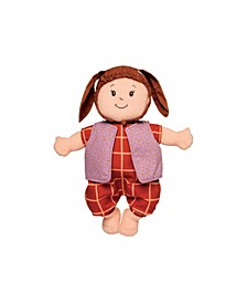 """Manhattan Toy Company Baby Stella Romp and Jump Baby Doll Clothes for 15"""" Soft Toy Baby Dolls"""