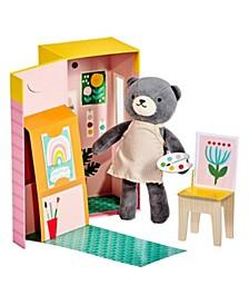 Beatrice the Bear Playset