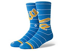 UCLA Bruins XL Logo Crew Socks