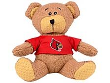 Louisville Cardinals Crochet Bear