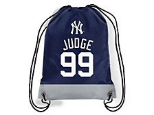 New York Yankees Player Drawstring Bag  Aaron Judge