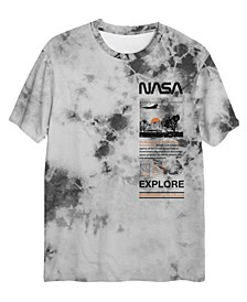 Big Boys NASA Desert Landing T-shirt