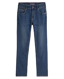 Big Boys Rebel Stretch Skinny Fit Denim Jean