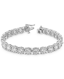 Diamond Tennis Bracelet (10 ct. t.w.) in 14k White Gold