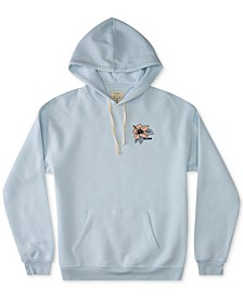 Juniors' Salty Sunset Fleece Hoodie
